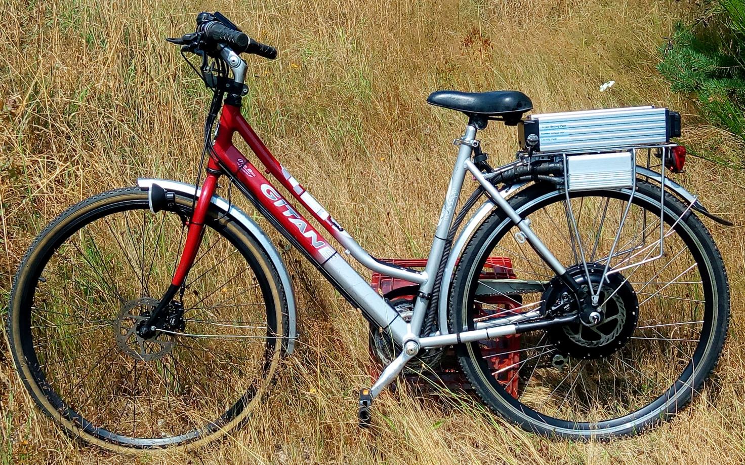 GITAN, vélo femme